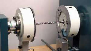 پاورپوینت آزمایش پیچش میله فولادی و میله آلومینیومی در 25 اسلاید کاملا قابل ویرایش همراه با شکل و تصاویر