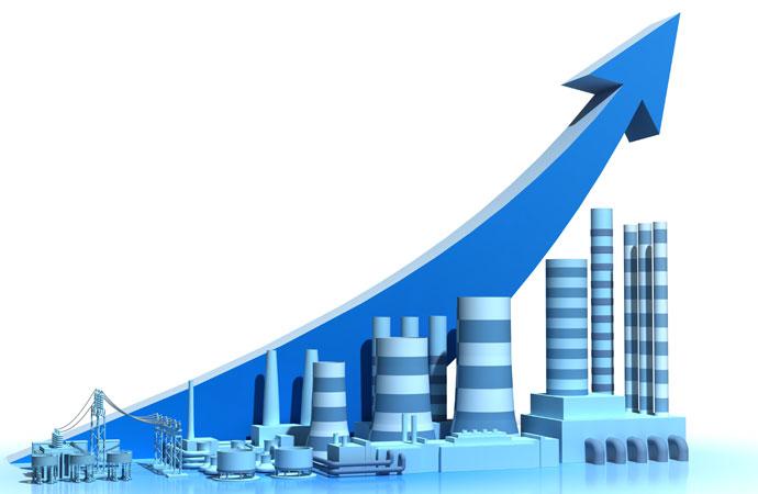 تحقیق بررسی و مقایسه رشد صنعت در كشورهای گوناگون